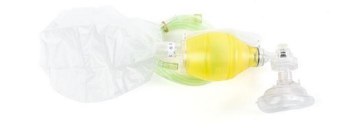 Dětský resuscitační dýchací vak Laerdal