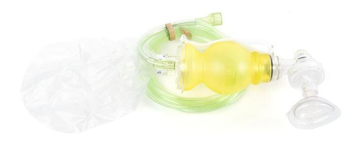 Kojenecký resuscitační dýchací vak Laerdal