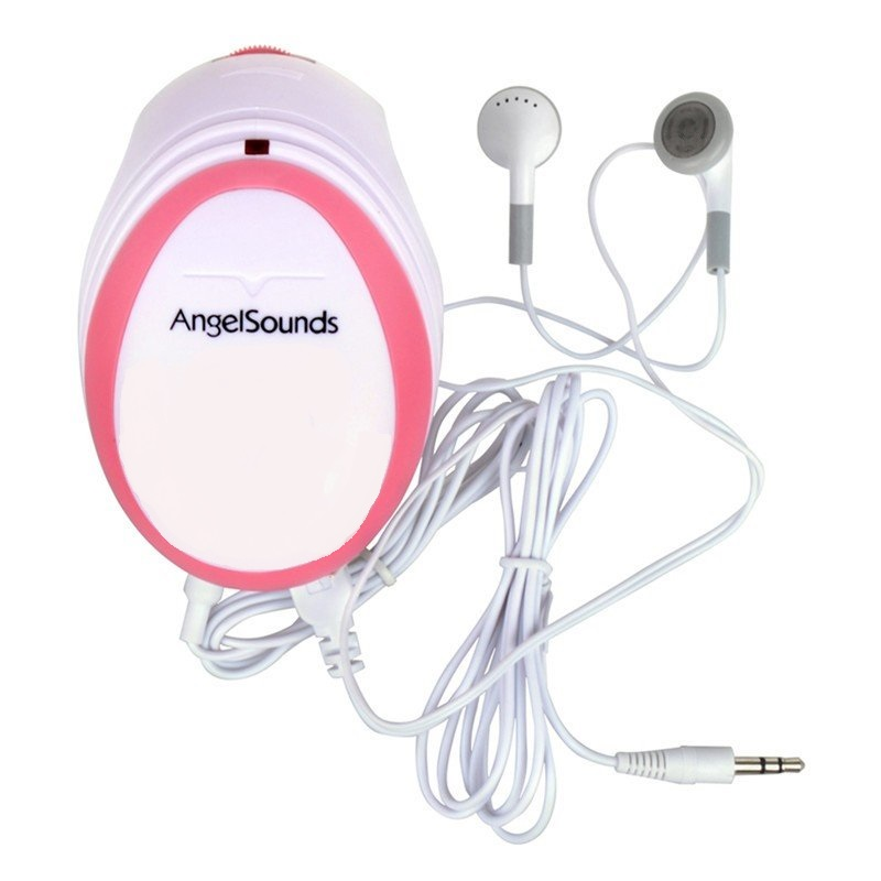 Fetální doppler AngelSounds JPD-100S Mini Smart